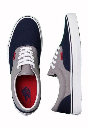 c9e86db977 Vans - Era Pop Frost Grey Dress Blues - Shoes - Impericon.com Worldwide