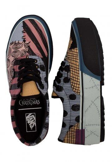 Los Angeles Weg sparen unschlagbarer Preis Vans X Nightmare Before Christmas - Era Stacked Sally/Nightmare - Shoes