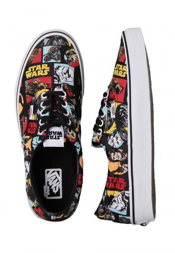 7eefd3a89a985b Vans - Era Star Wars Classic Repeat - Shoes - Streetwear Shop -  Impericon.com Worldwide