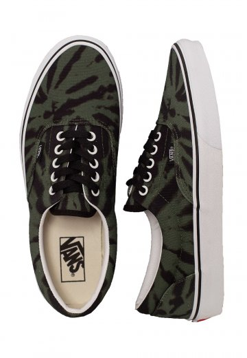 4b2b87b4c2be Vans - Era Tie Dye Garden Green True White - Shoes - Impericon.com Worldwide