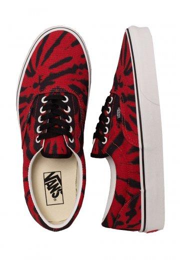 44ae82cf4f Vans - Era Tie Dye Tango Red True White - Shoes - Impericon.com UK