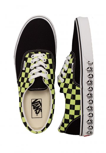 Vans Era Vans Bmx BlackSharp Green Shoes