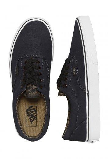 8e5a69bfafa5 Vans - Era Vintage Camo Dark Navy Black - Shoes - Impericon.com UK