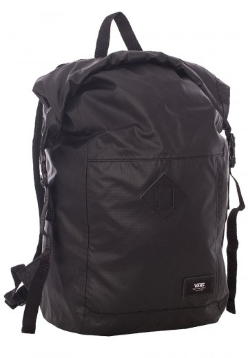 d09efd673d Vans - Fend Roll Top Black - Backpack - Impericon.com AU