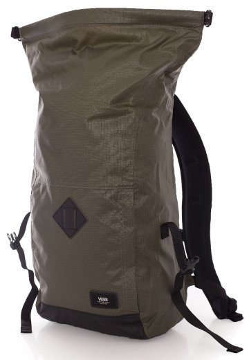 7fde0eabf5 Vans - Fend Roll Top Grape Leaf - Backpack - Impericon.com UK