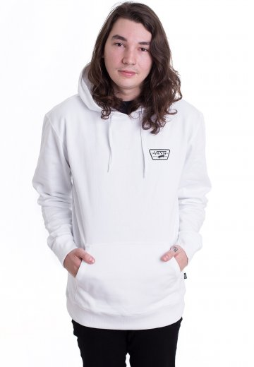 6b307c9624 Vans - Full Patched White - Hoodie - Impericon.com UK