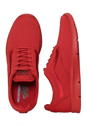 ddab448660 Vans - Iso 1.5 + Mono Red - Shoes - Impericon.com UK