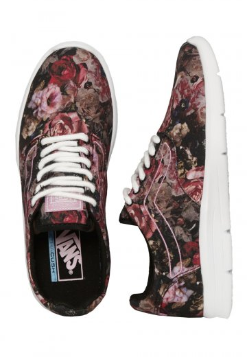 3543266007 Vans - Iso 1.5 Moody Floral Black True White - Girl Shoes - Impericon.com UK