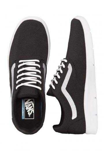 Vans - Iso 1.5 Mesh Black Asphalt True White - Shoes - Impericon.com  Worldwide 7935ca6b3
