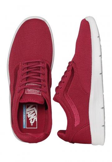 1 Chica 5 Es Mesh Sangria Vans Iso Para Zapatos qHRx4