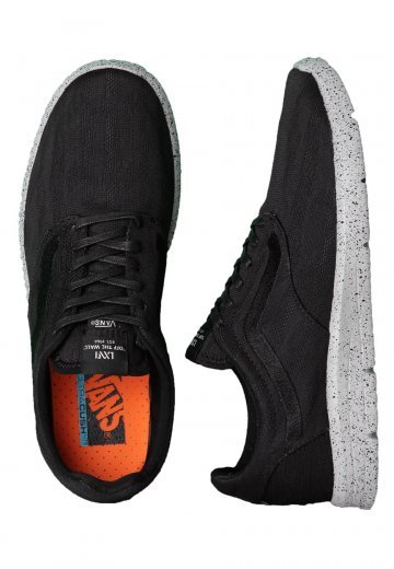 f3684e4585 Vans - Iso 1.5 Tiger Mesh Black High Rise - Shoes - Impericon.com Worldwide