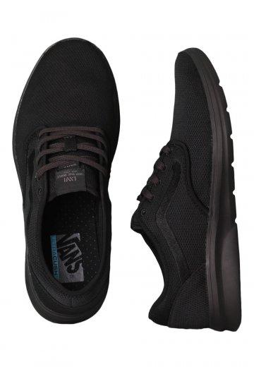 77d3edf243c Vans - Iso 2 Mesh Black Black - Shoes - Impericon.com Worldwide