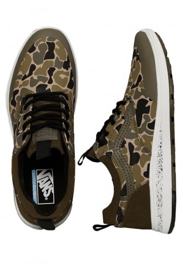 3d0c95785a Vans - Iso 3 Camo Ivy Green - Shoes - Impericon.com UK