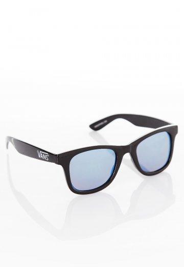 Gradient Vans Janelle Sunglasses Black Hipster 3TKcF1Jlu