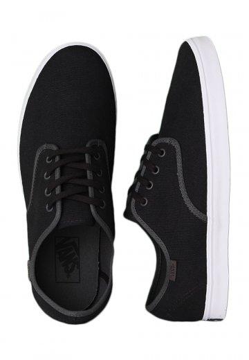 a130871c40 Vans - Madero Pop Black Dark Shadow - Shoes - Impericon.com Worldwide