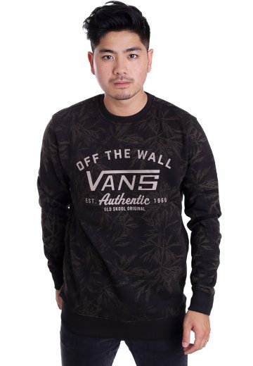 Vans Montez BlackIndigo Bloom Sweater