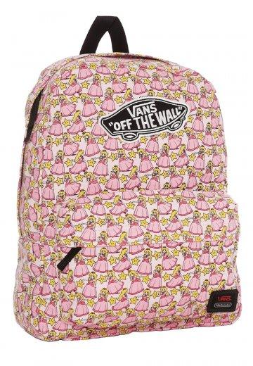 3586ae45c107 Vans X Nintendo - Nintendo Princess Peach - Backpack - Impericon.com  Worldwide