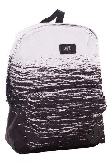 cc837e92eea6 Vans - Old Skool II White Dark Water - Backpack - Impericon.com UK