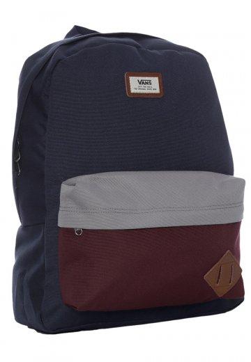 98ea8d15f7c Vans - Old Skool II Port Royale Colorblock - Backpack - Impericon.com  Worldwide