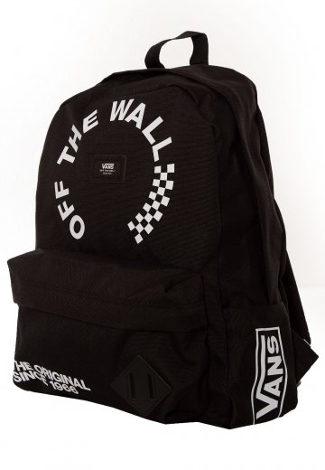 closer at latest collection up-to-datestyling Vans - Old Skool II Vans Black/White - Backpack