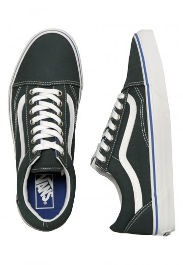 171e2cdca613d9 Vans - Old Skool Green Gables True White - Shoes - Impericon.com Worldwide