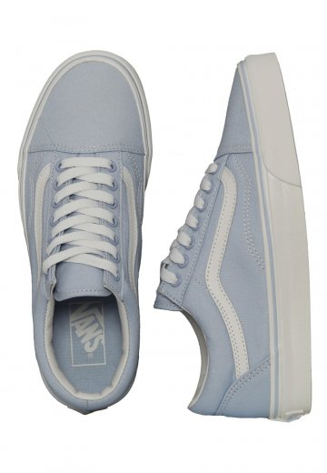 Vans - Old Skool Skyway Blanc De Blanc - Girl Shoes - Impericon.com UK d6890b565db