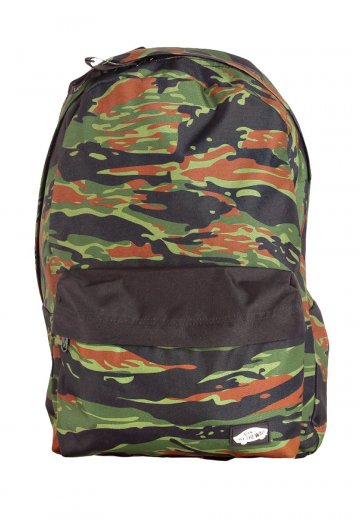 5827a05d398 Vans - Old Skool Woodland Camo - Backpack - Impericon.com UK
