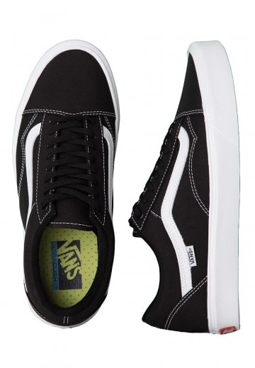 Vans - Old Skool Lite Black/True White - Shoes