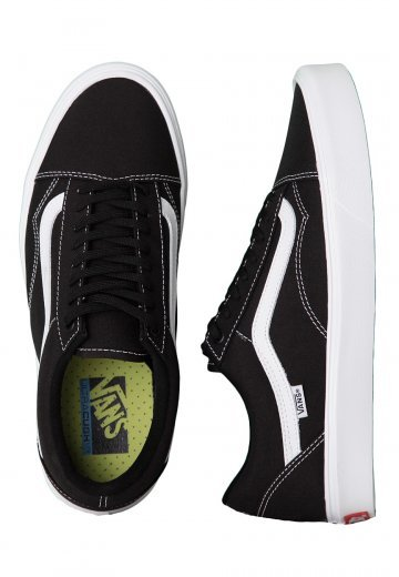 29f8fc881cb8 Vans - Old Skool Lite Black True White - Shoes - Impericon.com UK
