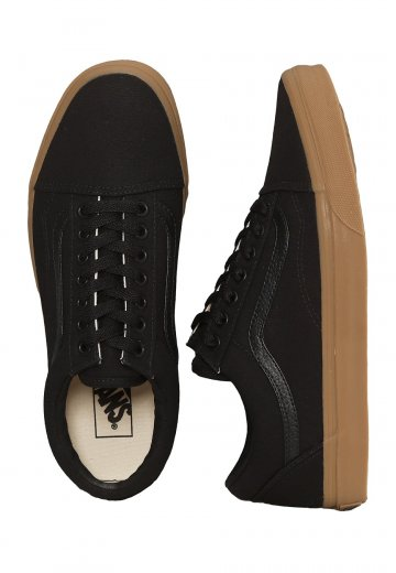 cb1fb754457 Vans - Old Skool Canvas Gum Black Light Gum - Shoes - Impericon.com  Worldwide