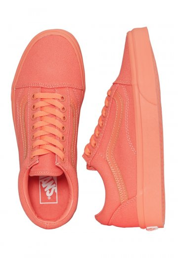 2c404f7f66dc4a Vans - Old Skool Mono Fusion Coral - Girl Shoes - Impericon.com Worldwide
