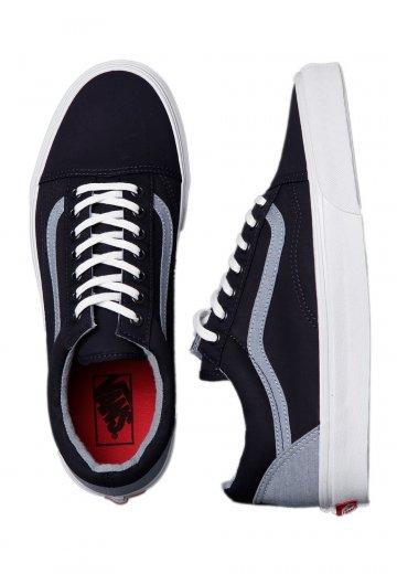Vans - Old Skool T C Dress Blues Captain s Blue - Shoes - Impericon.com  Worldwide f92e7b49f