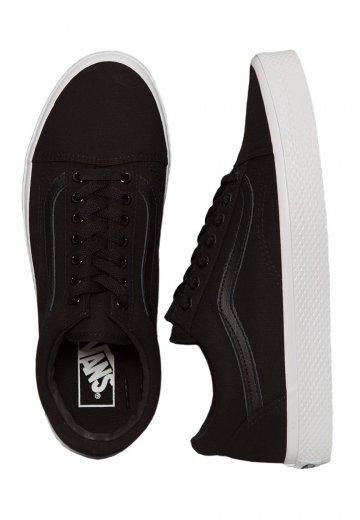 Vans - Old Skool Waffle Wall Black/True White - Shoes