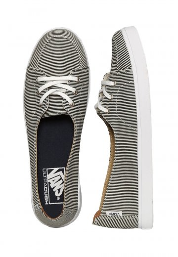 a5732be8cf Vans - Palisades SF Micro Stripe - Girl Shoes - Impericon.com Worldwide