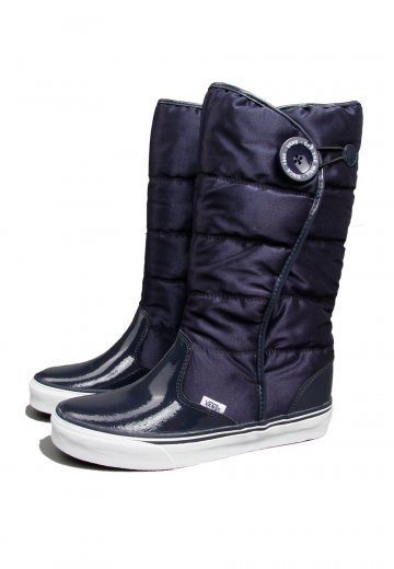 12dc4ab22d33 Vans - Phoebe Quilted Navy - Girl Shoes - Impericon.com UK