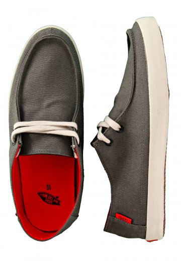 fe4d4b2a55d Vans - Rata Vulc Charcoal Spicy Orange - Shoes - Impericon.com UK