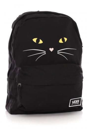 Vans - Realm Classic Black Cat - Backpack - Impericon.com UK 5840c1c97c
