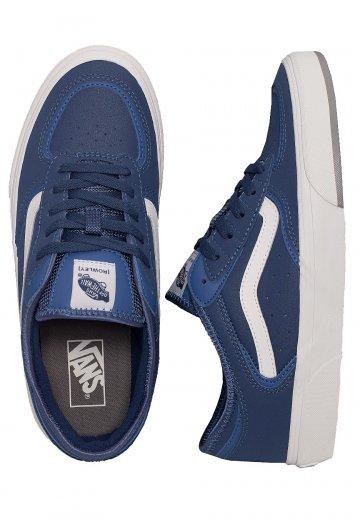 Vans Rowley Classic 669919 BlueGray Shoes