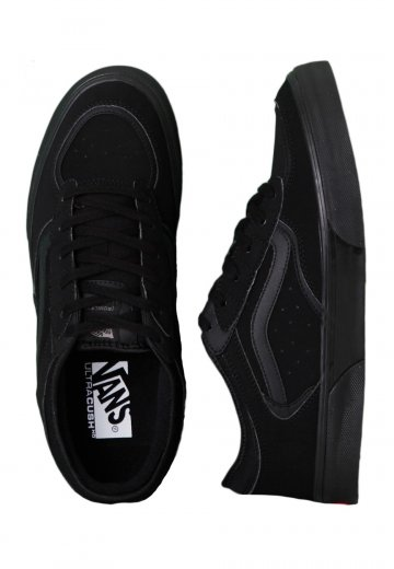 b24790d88128c8 Vans - Rowley Pro Black Out - Shoes - Impericon.com Worldwide