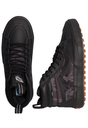 Vans Sk8 Hi MTE 2.0 DX MTE Woodland CamoBlack Shoes
