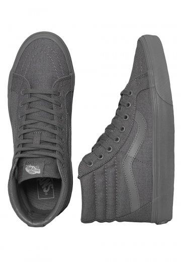 fb2a0edac7 Vans - SK8‐Hi Reissue Mono Chambray Gray Gray - Shoes - Impericon.com UK