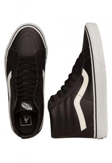 e2426f2d54 Vans - SK8‐Hi Reissue Classic Tumble Black True White - Shoes -  Impericon.com Worldwide
