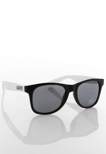 63d320c805 Vans - Spicoli 4 Shades Black White - Sunglasses - Impericon.com UK