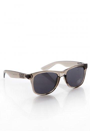 8d9a63ea08 Vans - Spicoli 4 Shades Translucent Grey - Sunglasses - Impericon ...