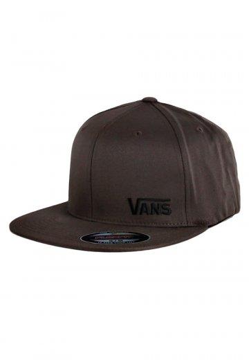 08e17630420 Vans - Splitz Charcoal - Cap - Impericon.com UK