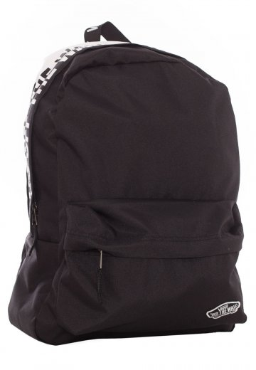 Vans - Sporty Realm Black/White - Backpack