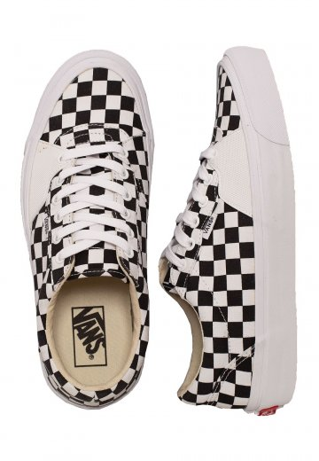 Vans - Style 205 Checkerboard Black/White - Shoes