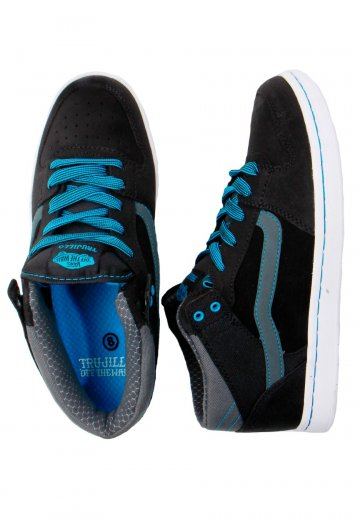 de9cbf455f Vans - TNT II Mid Cup Black Asphalt Tc Tuff - Shoes - Impericon.com AU