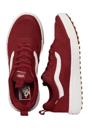 Vans - UltraRange Rapidweld Rumba Red/True White - Shoes
