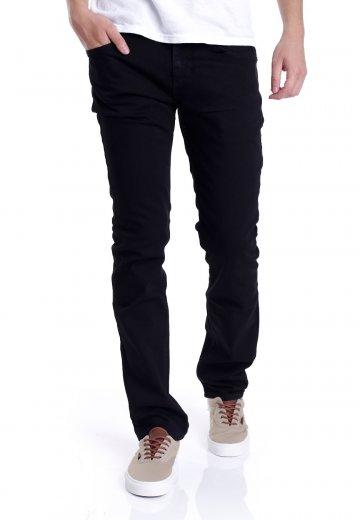 c5047b1f4f528e Vans - V16 Slim Overdye Black - Jeans - Impericon.com UK